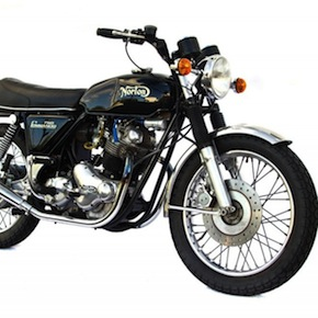Norton Commando 750 5