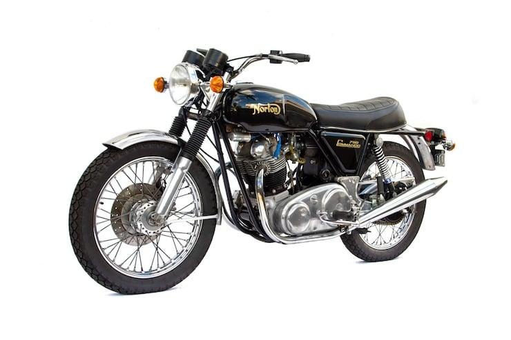 Norton Commando 7501 Norton Commando 750