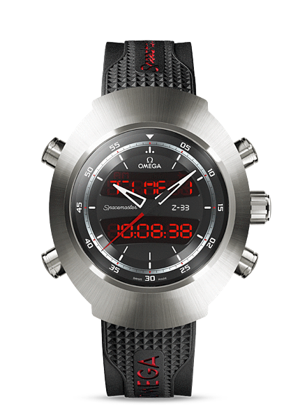 Omega Spacemaster Z-33Watch