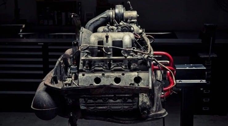 Porsche Carrera 3.2 Engine