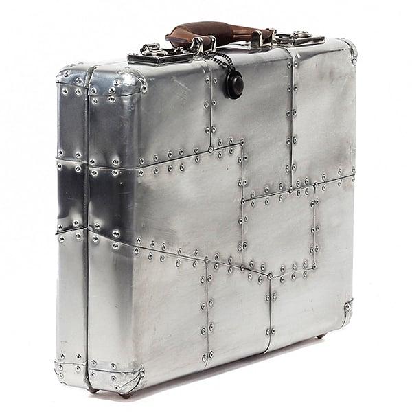 Raleigh Spitfire Hardcases Aluminium