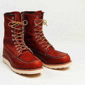 Red Wing 877 Boot1 - Red Wing Heritage #877 Boot