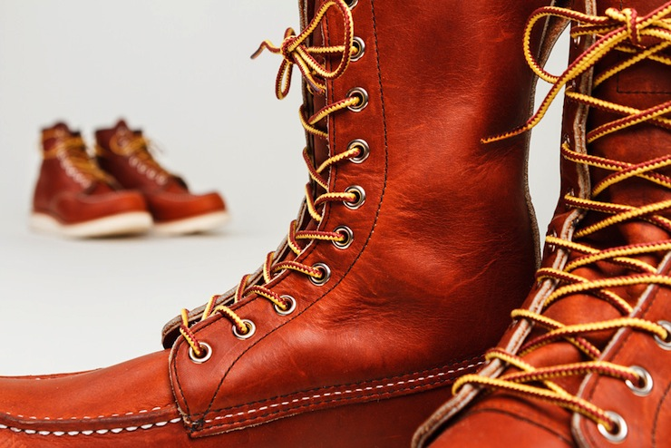 Red Wing 877 Boots Red Wing Heritage #877 Boot