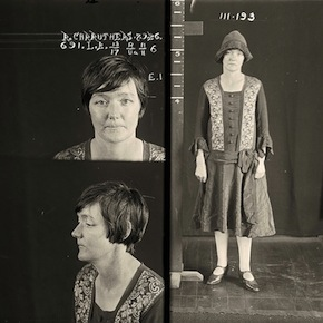 Ruth Carruthers1 - The Sydney Forensic Photography Archive