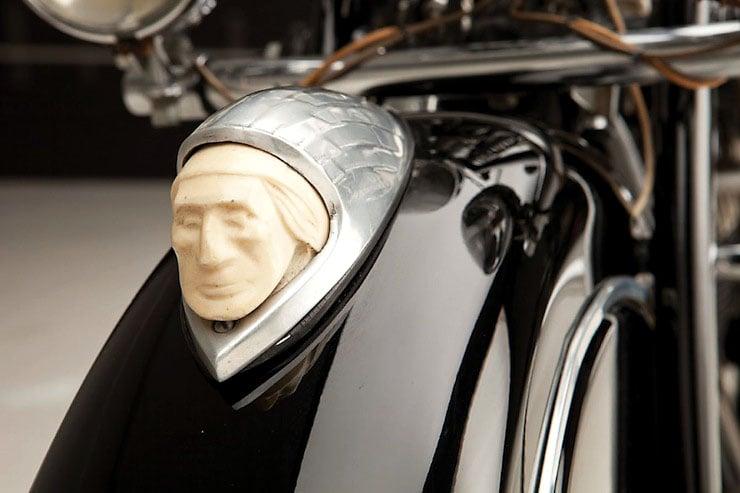 Steve McQueen's 1946 Indian Chief  2