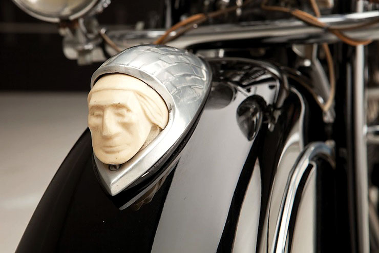 Steve McQueen's First Motorcycle