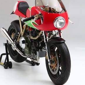 custom ducati 7 - Walt Siegl's Leggero