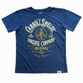 shelby tee shirt1 - Carroll Shelby Engine Co. Tee