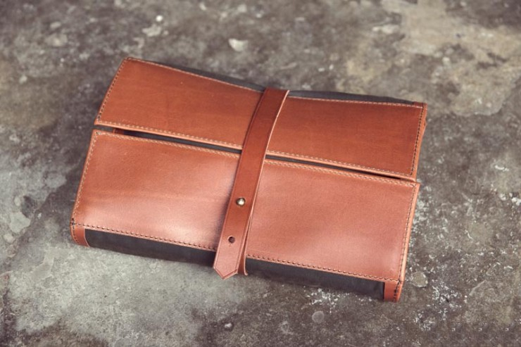 tool roll leather