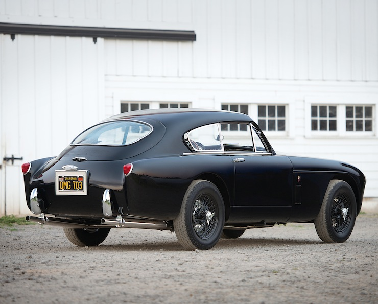 1958 Aston Martin DB2 4 Mk III 1 1958 Aston Martin DB2/4 Mk III