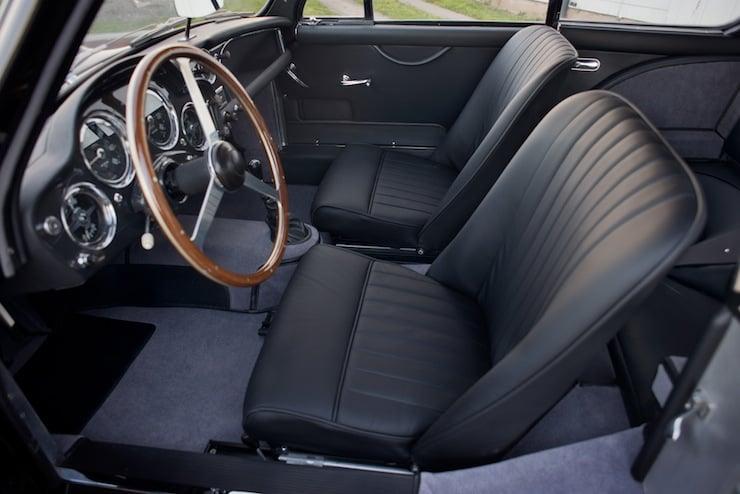 1958 Aston Martin DB2 4 Mk III 3