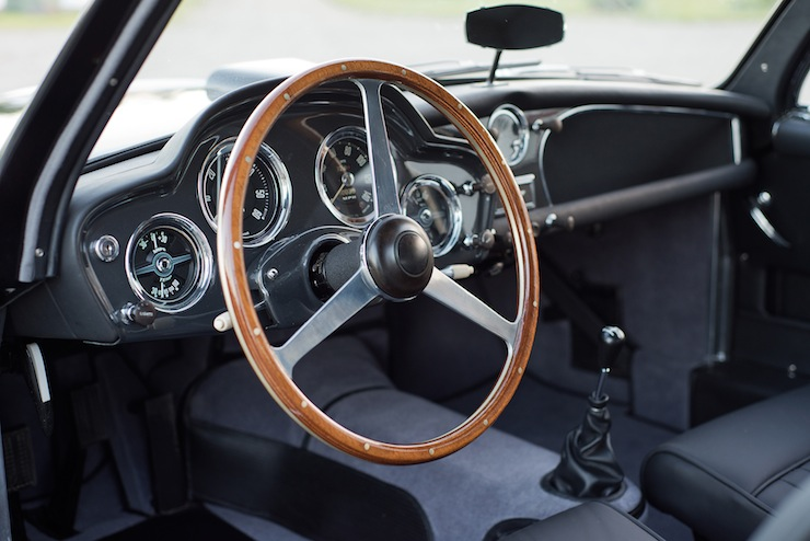 1958 Aston Martin DB2 4 Mk III 4