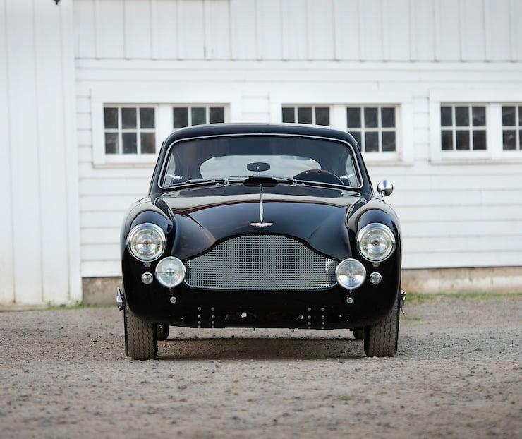 1958 Aston Martin DB2 4 Mk III 5