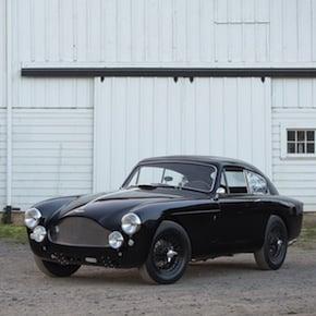 1958 Aston Martin DB2 4 Mk III 7