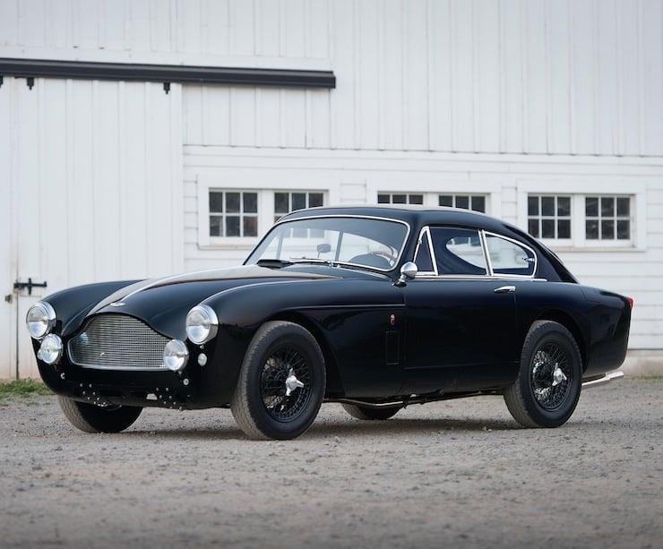 1958 Aston Martin DB2 4 Mk III 1958 Aston Martin DB2/4 Mk III