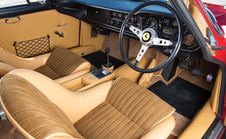 1966 Ferrari 275 GTBC Berlinetta Competizione by Scaglietti 2 Ferrari 275 GTB/C Berlinetta Competizione