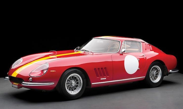 1966 Ferrari 275 GTB:C Berlinetta Competizione by Scaglietti 3