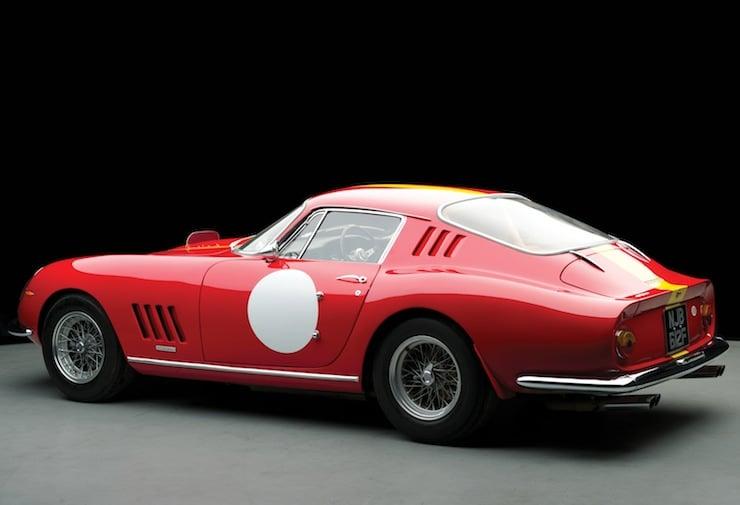 1966 Ferrari 275 GTB:C Berlinetta Competizione by Scaglietti 5