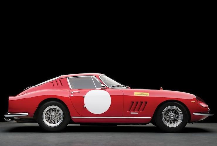 1966 Ferrari 275 GTB:C Berlinetta Competizione by Scaglietti 7