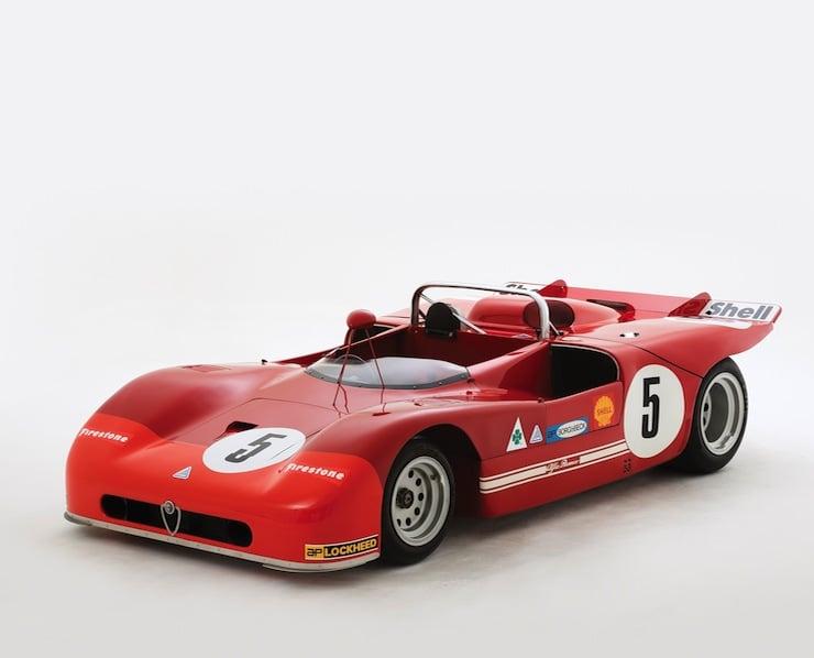 1970 Alfa Romeo Tipo 333 1