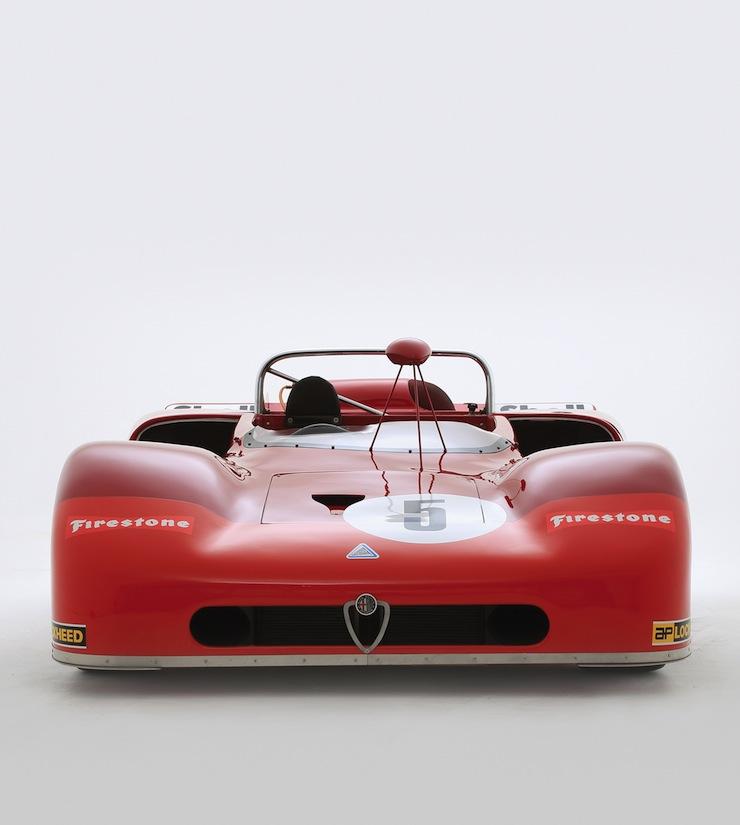 1970 Alfa Romeo Tipo 333 3