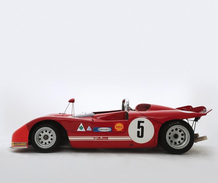 1970 Alfa Romeo Tipo 333 4