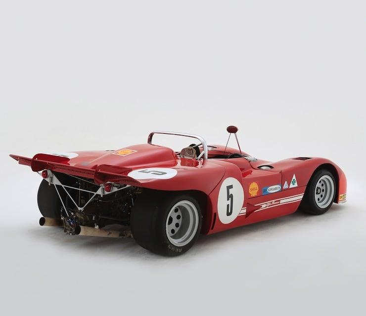 1970 Alfa Romeo Tipo 333 5