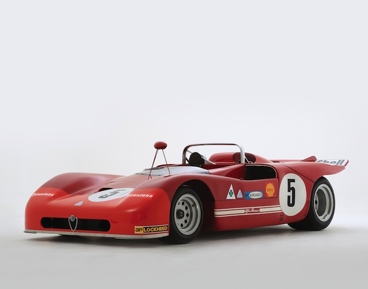 1970 Alfa Romeo Tipo 333