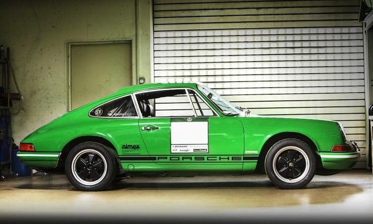 1970 Porsche 911S:T  1