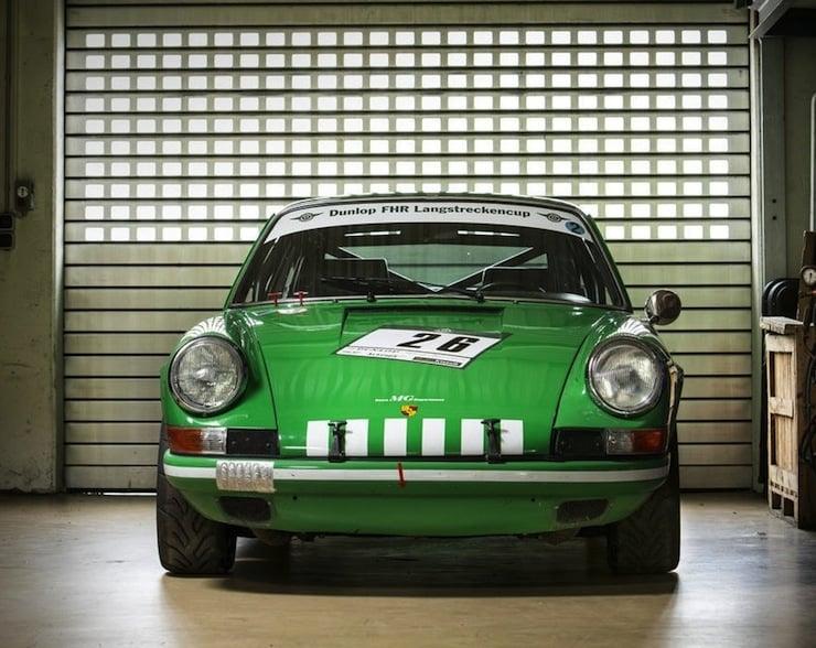 1970 Porsche 911ST 2 1970 Porsche 911S/T Coupé