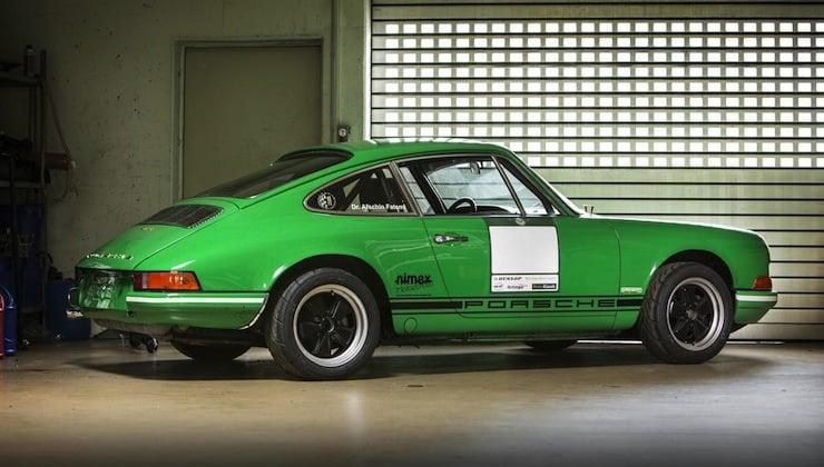 1970 Porsche 911ST 4 1970 Porsche 911S/T Coupé