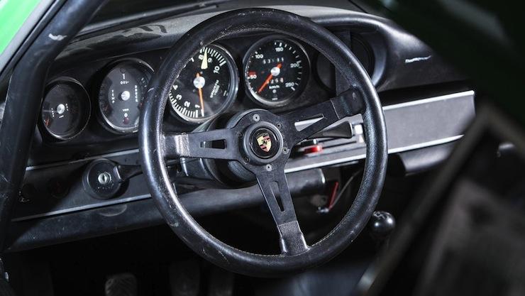 1970 Porsche 911ST 5 1970 Porsche 911S/T Coupé