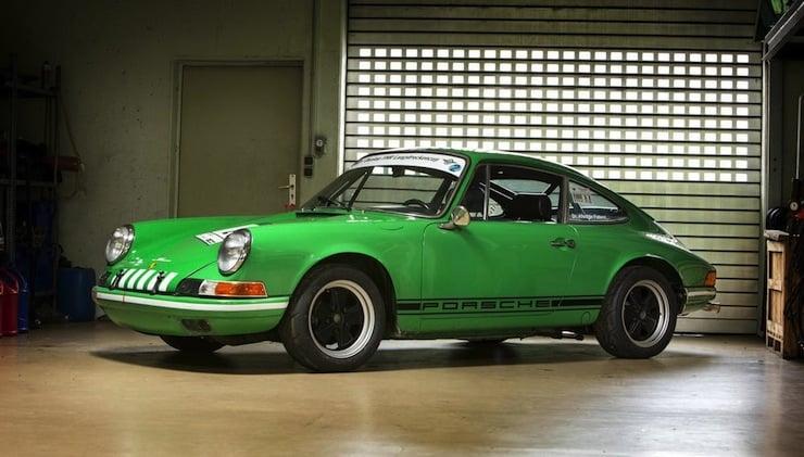 1970 Porsche 911ST 6 1970 Porsche 911S/T Coupé