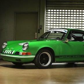 1970 Porsche 911ST 7