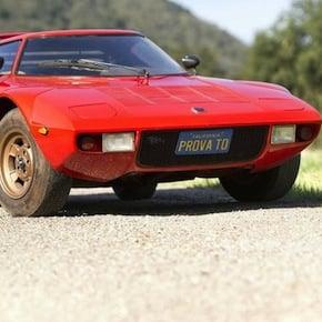 Bard Find: 1972 Lancia Stratos Stradale