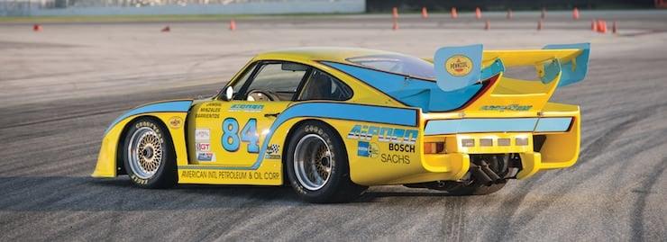 1976 Porsche 935 IMSA El Salvador