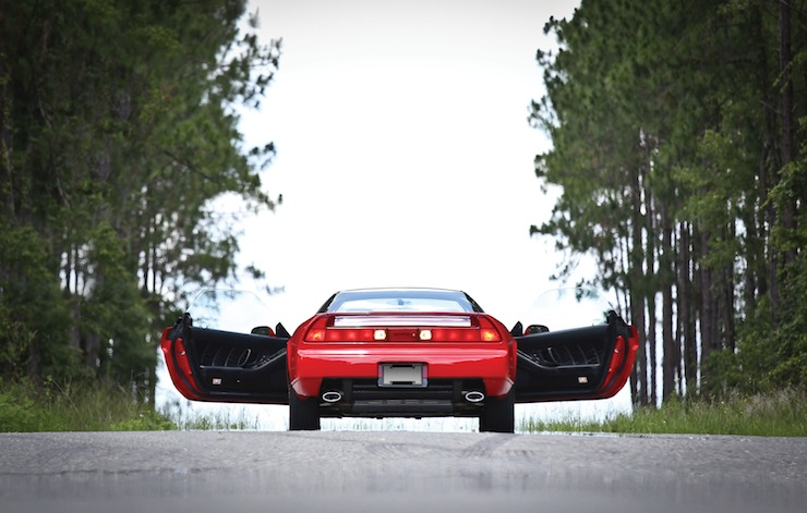 1991 Acura NSX Coupe 1