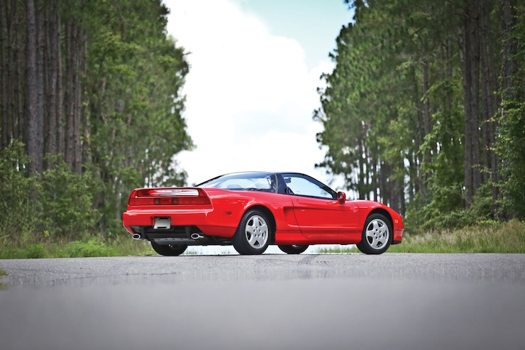 1991 Acura NSX Coupe 8