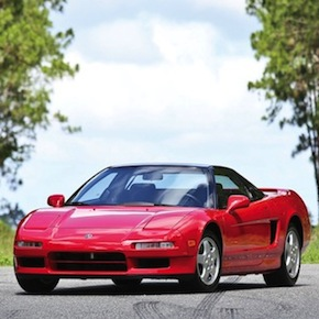 Acura  on 1991 Acura Nsx Coupe