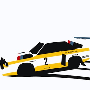 Audi Quattro Wallpaper1 - Audi Quattro S1 Wallpaper