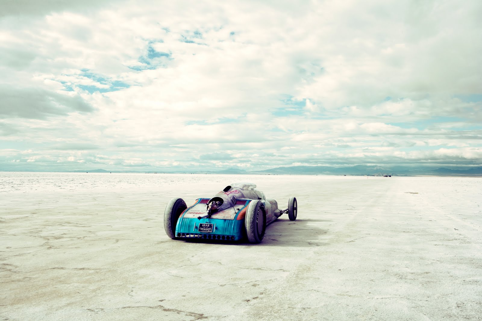 Bonneville Racer Bonneville Racer