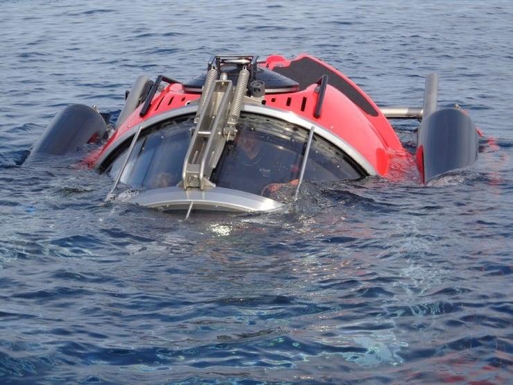 C-5 Explorer Personal Submarine 2