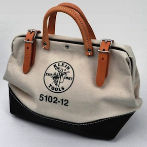 Canvas Tool Bag by Klein Tools1 - Canvas Tool Bag by Klein Tools