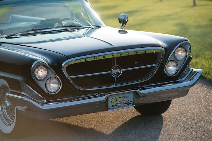 Chrysler 300G 3 1961 Chrysler 300G Convertible
