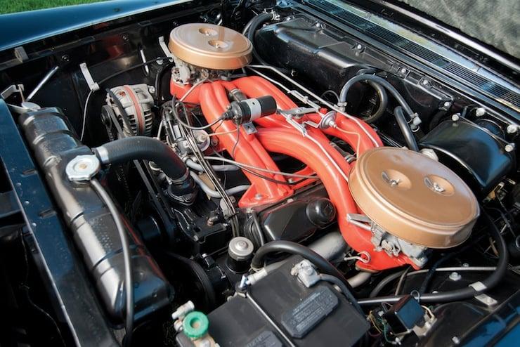 Chrysler 300G 8 1961 Chrysler 300G Convertible