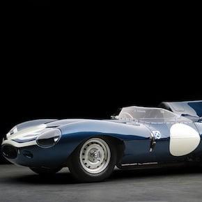 D-Type Jaguar 2
