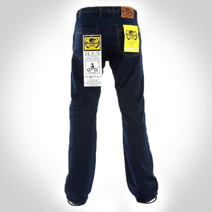 Draggin C–Evo Kevlar Jeans back