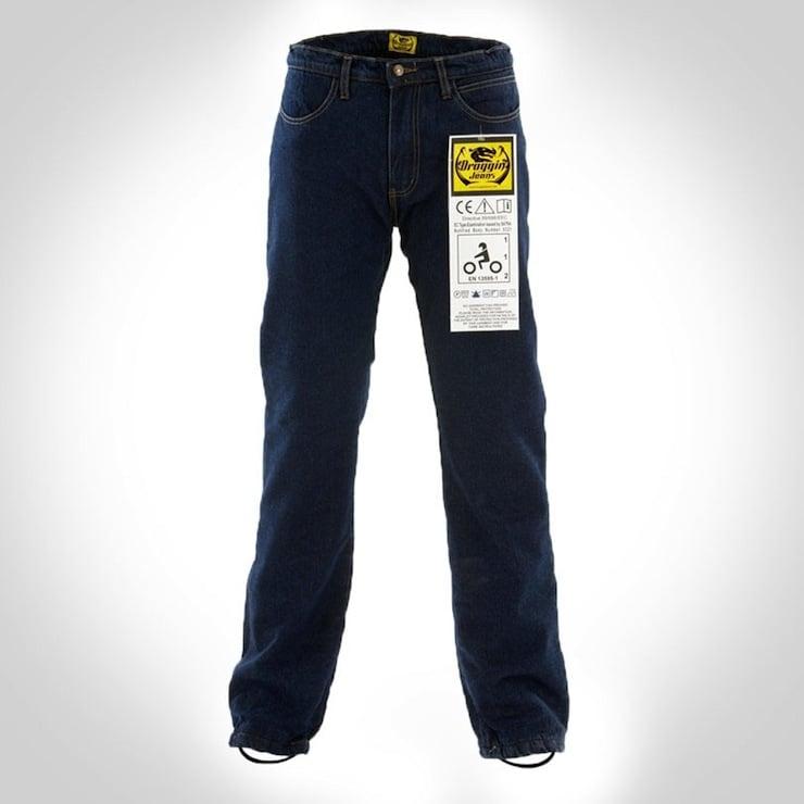 Draggin C–Evo Kevlar Jeans front