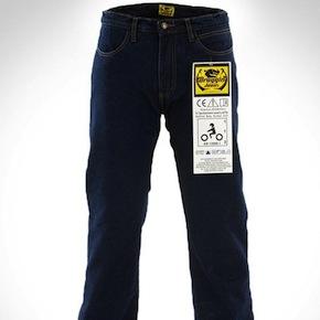 Draggin C–Evo Kevlar Jeans front1 - Draggin C–Evo Kevlar Jeans