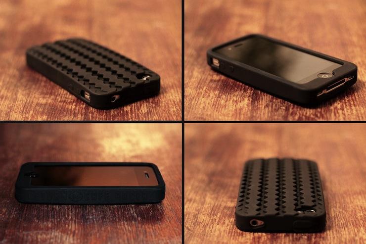 Firestone Deluxe Champion iPhone Case